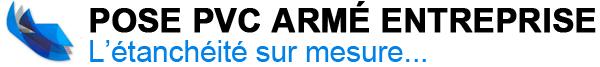 POSE PVC ARMÉ ENTREPRISE Logo